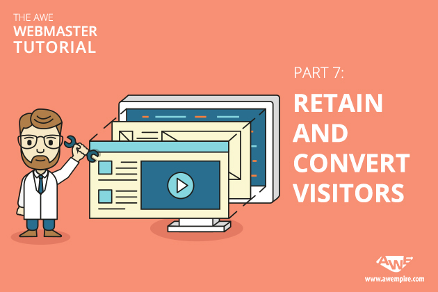 2 - Retain and convert visitors