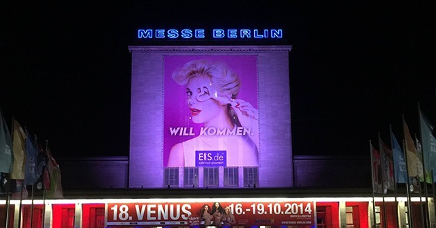 The AWE Team had a great time at Venus Berlin 2014!